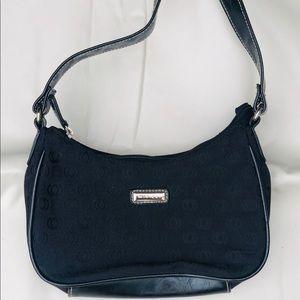 Elegant black handbag